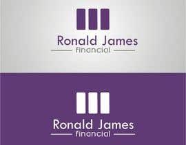 #207 for Design a Logo for Ronald James Financial af simpleblast