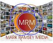 Graphic Design Contest Entry #21 for Twitter Background for Mark Ramsey Media