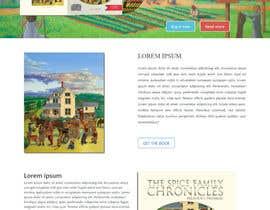 fb55771e3ac15ae tarafından Design a Website Mockup için no 19