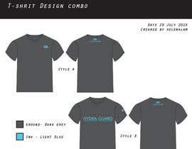 helenalam tarafından Design a T-Shirt için no 2