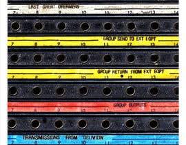 #3 for Letter cloning for album cover artwork by kikadesignstudio