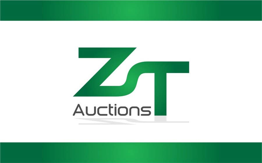 Entry #100 by marif64 for Logo Design for ZT Auctions, LLC