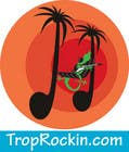 #73 for Logo Design tropical music theme blog by misutase