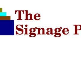 #172 untuk Design a Logo for The Signage Pros oleh burhan102