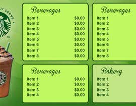 #17 untuk I need some Graphic Design for a restaurant menu oleh Shade63