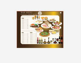 #18 untuk I need some Graphic Design for a restaurant menu oleh brightstar01