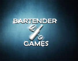 #18 for Design a logo for bartenderXgames by atheb
