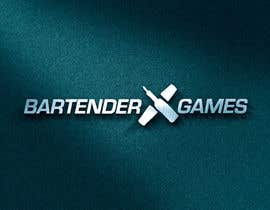 #15 for Design a logo for bartenderXgames by Ismailjoni