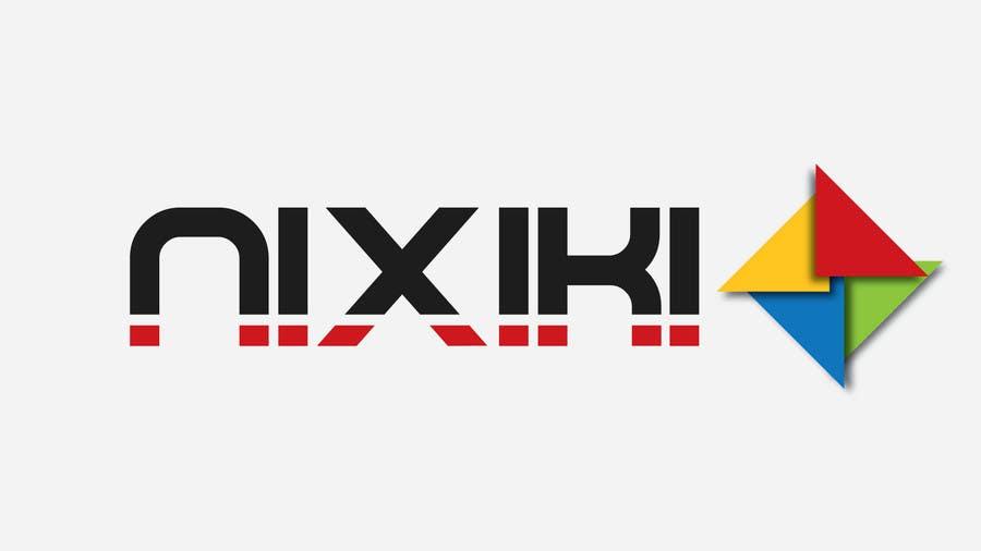 Penyertaan Peraduan #                                        146                                      untuk                                         Design a Logo for www.nixiki.com