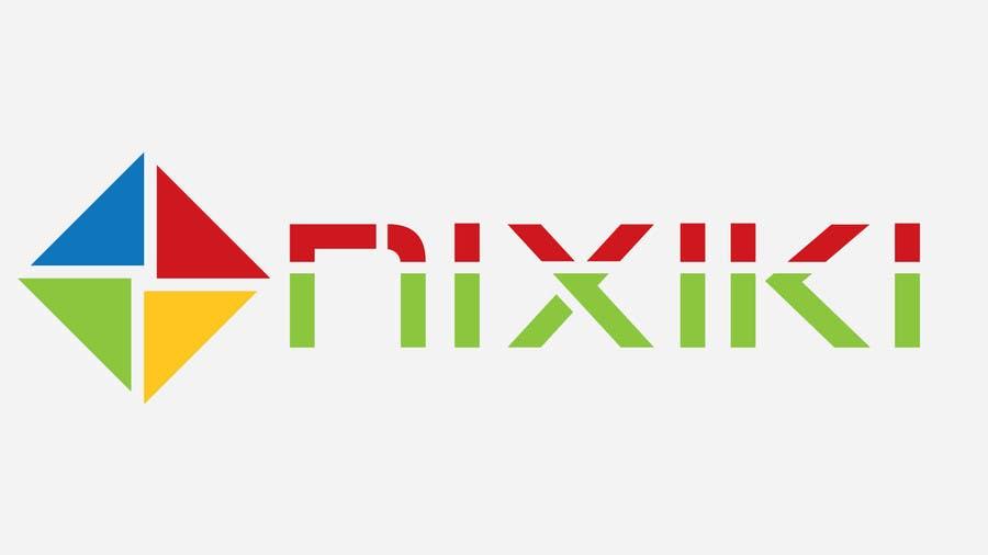 Penyertaan Peraduan #                                        165                                      untuk                                         Design a Logo for www.nixiki.com