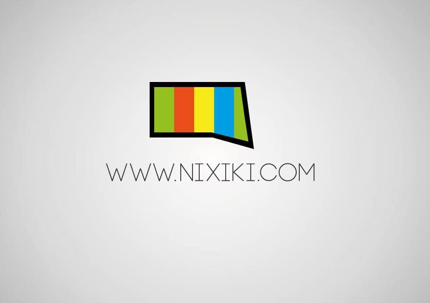 Penyertaan Peraduan #                                        49                                      untuk                                         Design a Logo for www.nixiki.com
