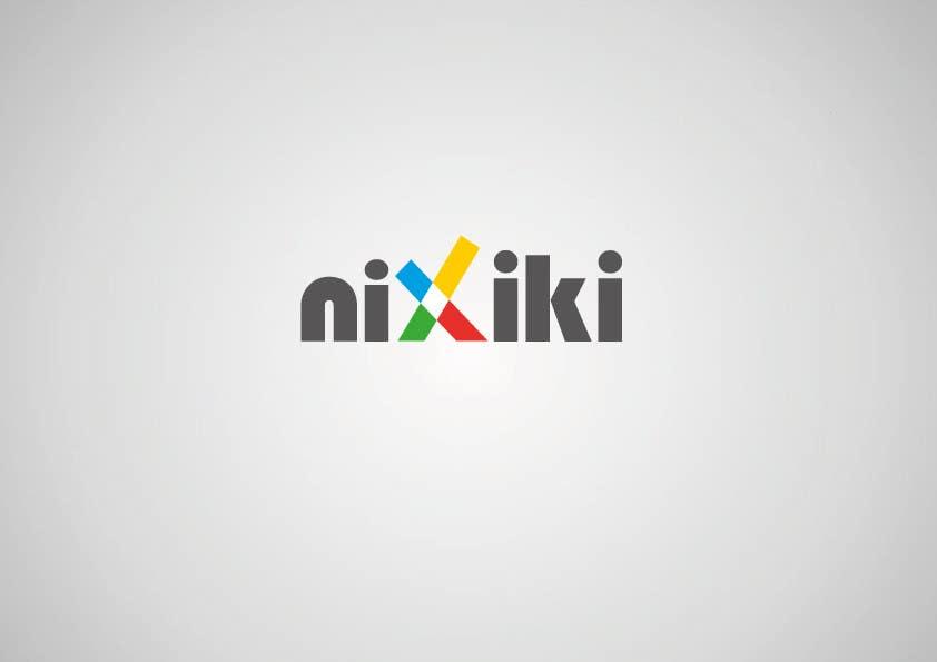 Penyertaan Peraduan #                                        141                                      untuk                                         Design a Logo for www.nixiki.com