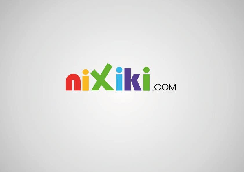 Penyertaan Peraduan #                                        143                                      untuk                                         Design a Logo for www.nixiki.com