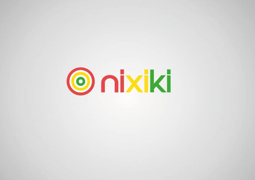 Penyertaan Peraduan #                                        176                                      untuk                                         Design a Logo for www.nixiki.com