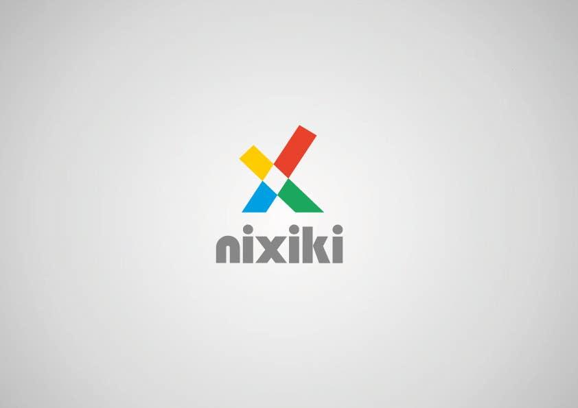 Penyertaan Peraduan #                                        177                                      untuk                                         Design a Logo for www.nixiki.com