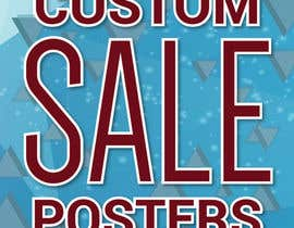 creativesolutanz tarafından Design a Poster Banner for a window display concept Banner için no 101