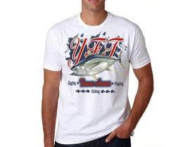 #27 cho Design a T-Shirt for YFT bởi prasadmadushanka
