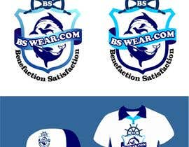 hectorver tarafından Design a Logo for BS Wear.org için no 18