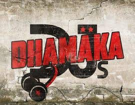 #54 for Design a Logo for Dhamaka DJs af vishnuremesh