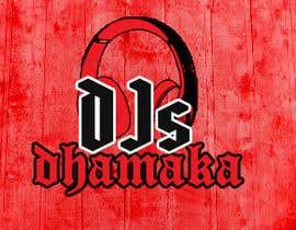 nº 58 pour Design a Logo for Dhamaka DJs par ZWebcreater