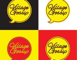 #298 for Design a Logo for Village Gossip af bforbellini