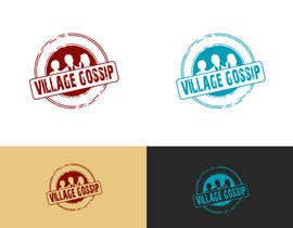 nº 106 pour Design a Logo for Village Gossip par atikur2011