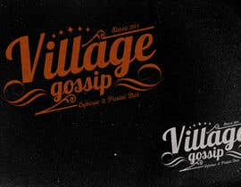 nº 27 pour Design a Logo for Village Gossip par ayubouhait