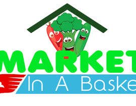 #14 for Logo Design for Market In A Basket af Franstyas