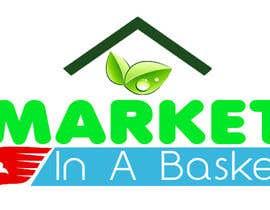 #15 for Logo Design for Market In A Basket by Franstyas