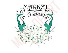 #1 for Logo Design for Market In A Basket af MadeOfArt