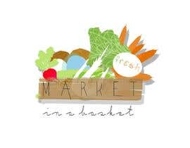 #6 for Logo Design for Market In A Basket af meganwhale