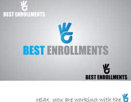 #150 para Design a Logo for BESTEnrollments.com por famit13