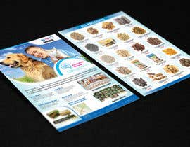 #10 for Design a Flyer for Healthy natural pet dog Treats by tahira11