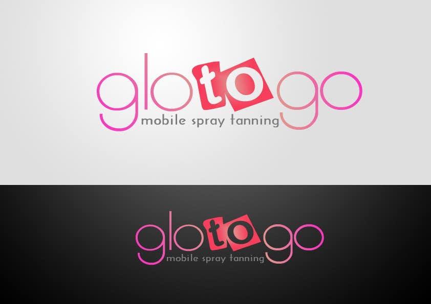 Конкурсная заявка №36 для Logo Design for Glo to Go Mobile Spray Tanning