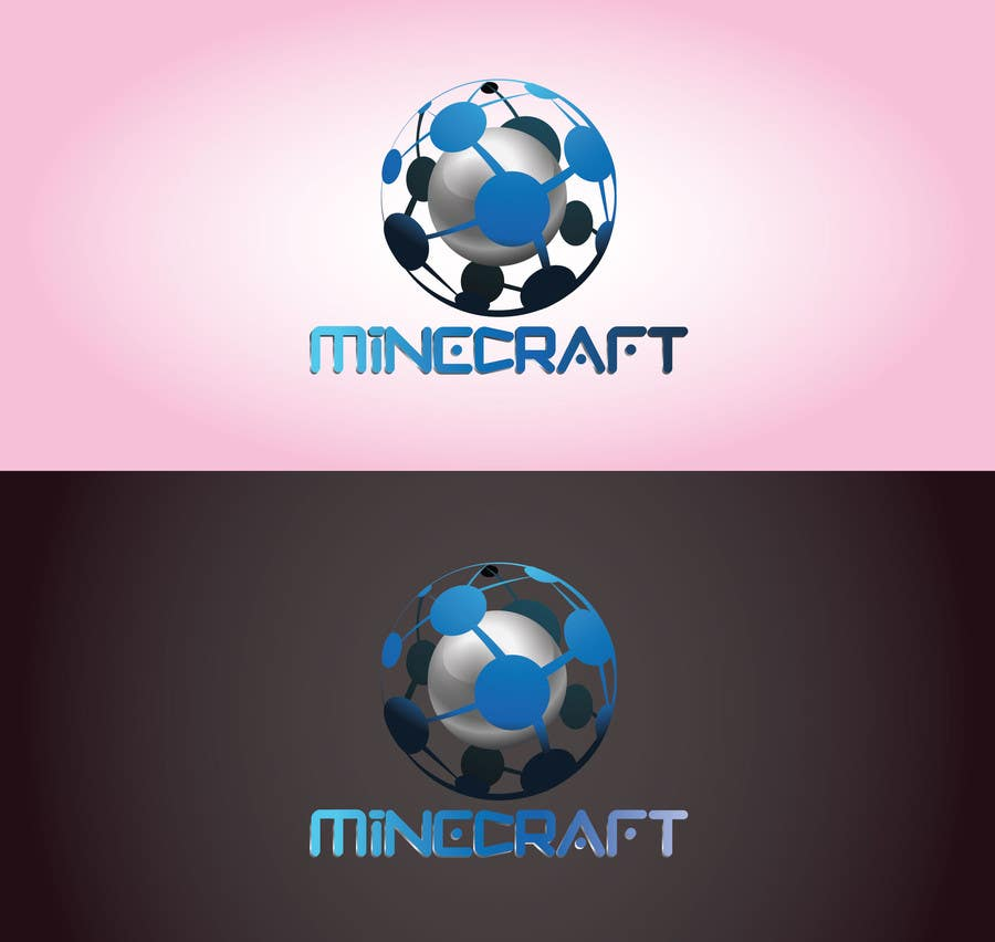 Penyertaan Peraduan #                                        2                                      untuk                                         Design a Minecraft website Logo