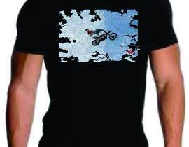 moilyp tarafından Photoshop a simple design onto a tshirt için no 4