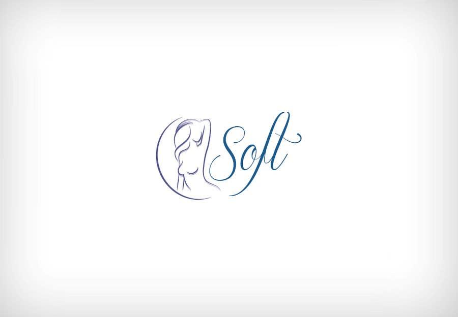"Kilpailutyö #99 kilpailussa Logo design for brandname  ""SOFT""  : sex-lubricants, massage oils, sextoy cleaners."