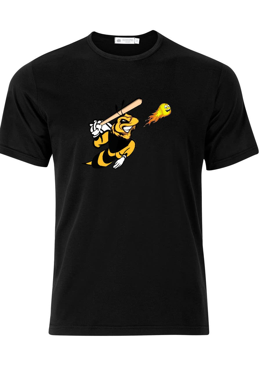 Kilpailutyö #4 kilpailussa Design a Logo for Stingers Softball Team