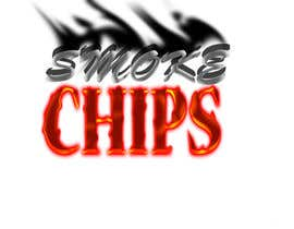 #23 cho Design type style for the words Smoke Chips bởi jupit3r