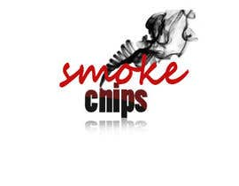 #39 for Design type style for the words Smoke Chips by sohaibooo
