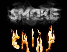 #36 for Design type style for the words Smoke Chips by zonicburn