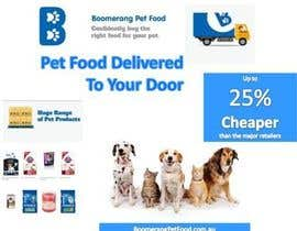 nº 9 pour Design a Static MREC Banner for Pet Food  Business par yoursony