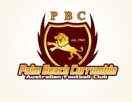 nº 54 pour PBCAFC Lions Logo Design par rogeliobello