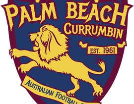 #91 for PBCAFC Lions Logo Design by Cobot