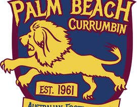 #92 for PBCAFC Lions Logo Design by Cobot