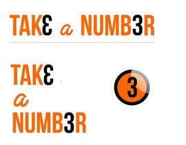 "#52 cho Design a Logo for ""Take a Numb3r"" bởi tinaszerencses"