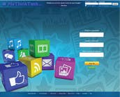 Graphic Design Konkurrenceindlæg #31 for Design Me a Website Background