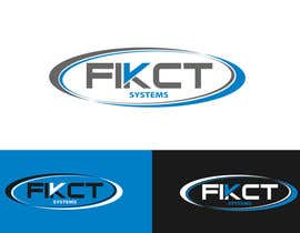 nº 128 pour Design a Logo for FIKCT Systems par dandrexrival07