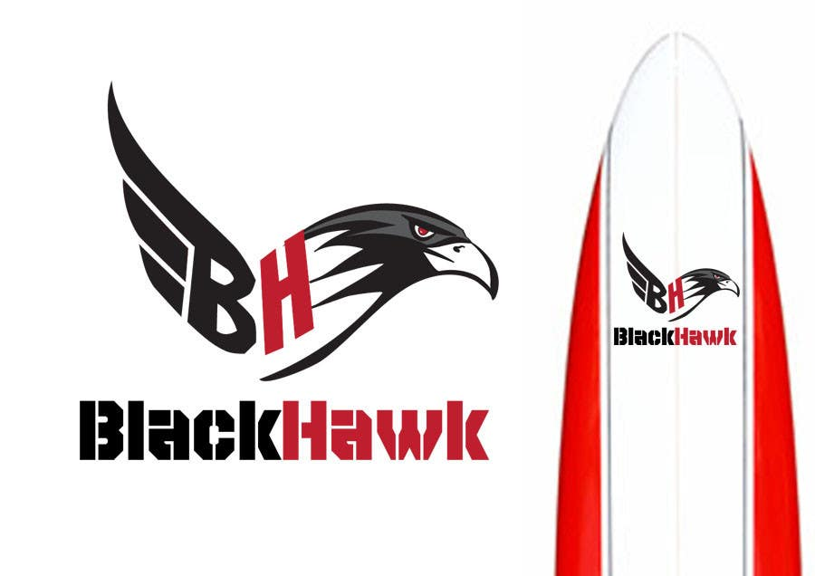 #477 for Logo Design for Blackhawk International Pty Ltd by Clacels