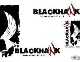 #167 untuk Logo Design for Blackhawk International Pty Ltd oleh AranDeBaron